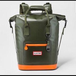Hunter For Target Cooler Backpack 17L Olive Green